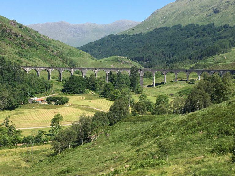 Glenfinnan Viaduct, Glennfinnan, Scotland