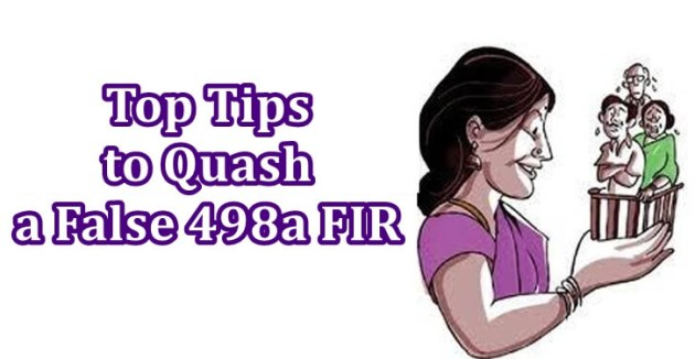 Image result for 498a quash
