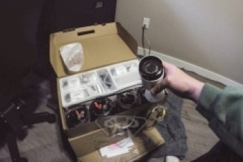 Pathmaker Speed Shop Lorex Security Camera Install (3 of 8)