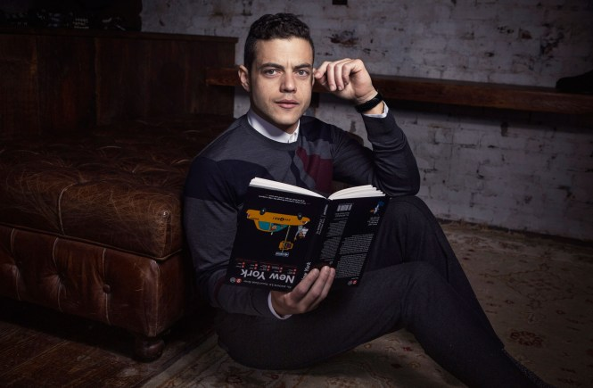 Rami Malek | Copy the Character found on pathofcharacter.com