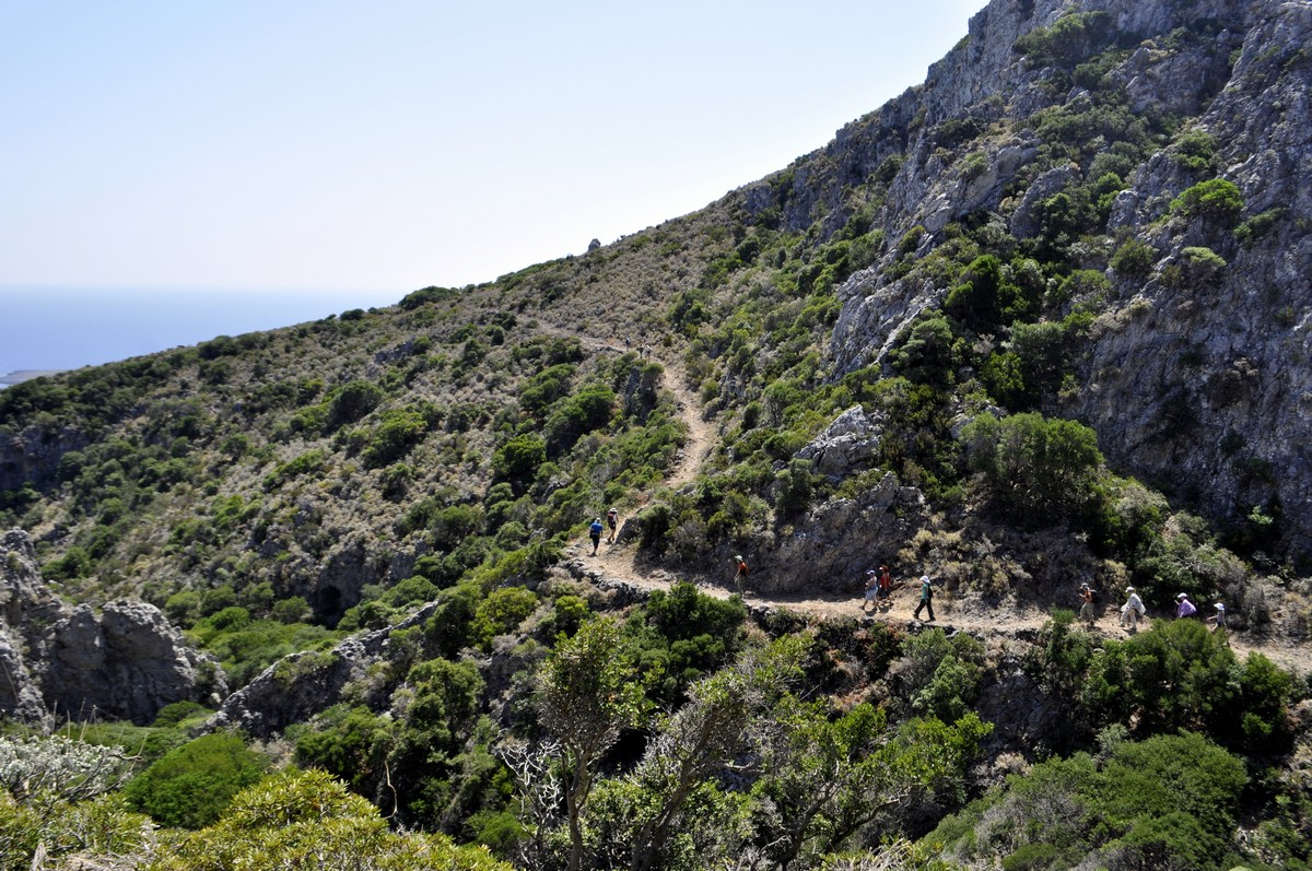 Kythera-trails-hikers-paths of greece