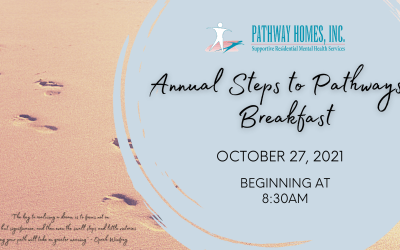 SAVE THE DATE: Pathway's 41st annual Steps to Pathways Breakfast!