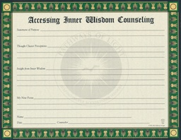 Accessing Inner Wisdom Counseling Sheet