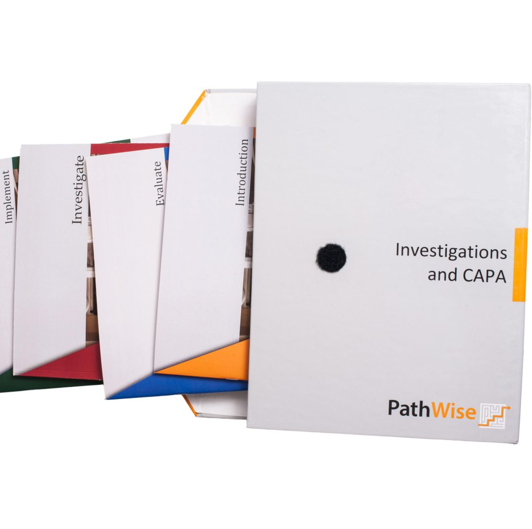 Investigstions and CAPA