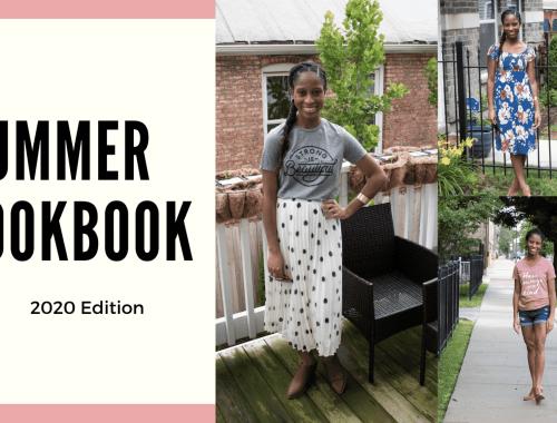 Summer Lookbook 2020
