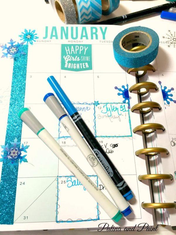 2016 Calendar 13