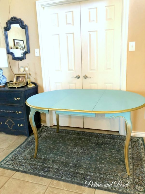 a magic table before and after