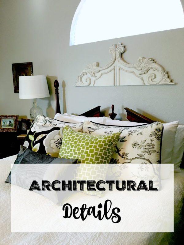 Architectural details 13