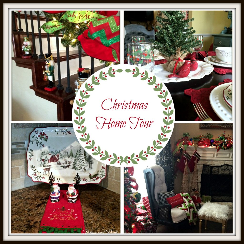 Christmas Home Tour - Part 1