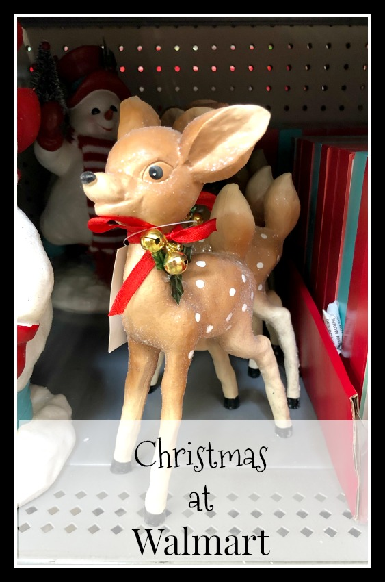 Christmas at Walmart