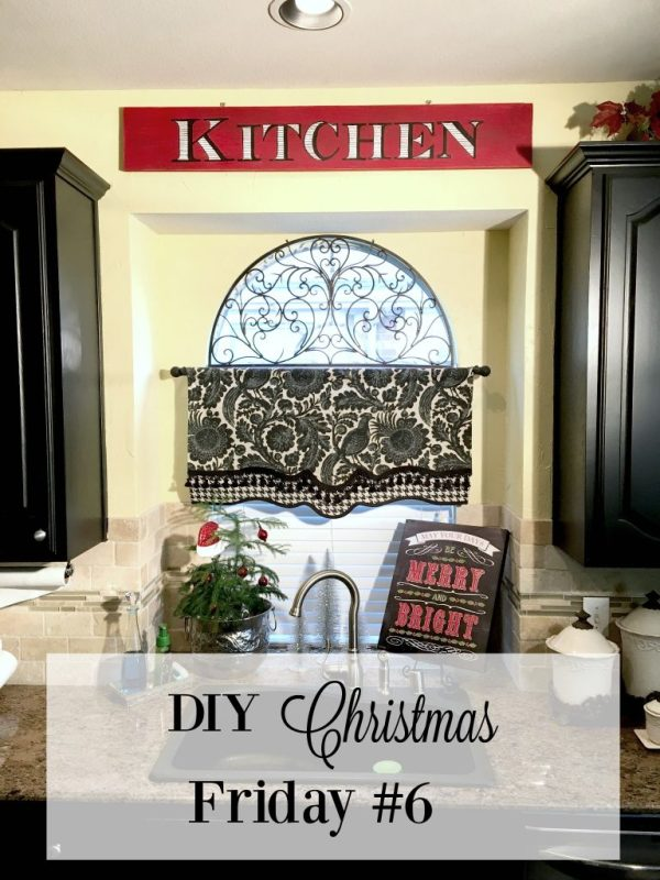 DIY Christmas Friday #6
