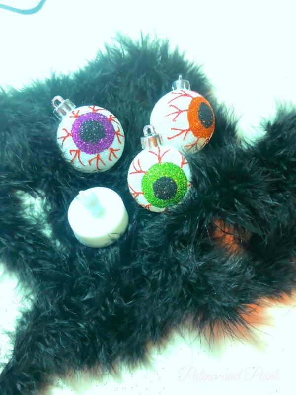 ornaments and boas