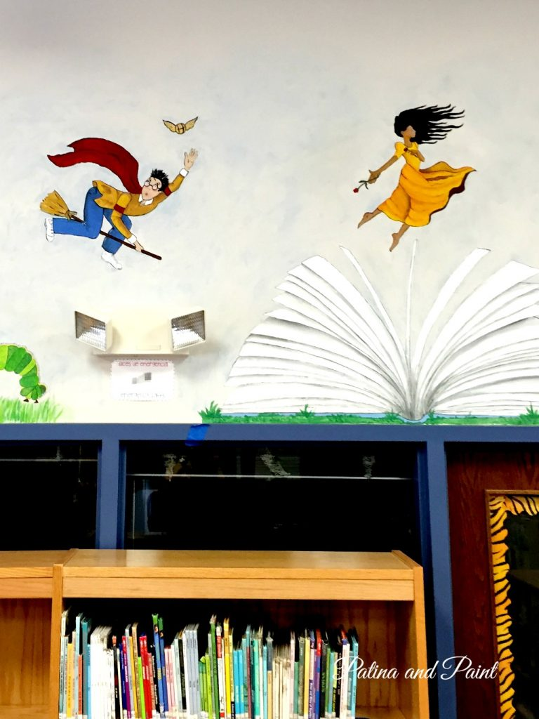 erma nash library patina and paint esperanza rising charlie and the chocolate factory harry potter and magic moments just to name a few
