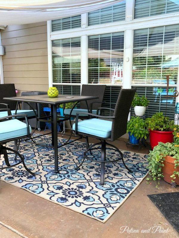 New Outdoor Patio furniture