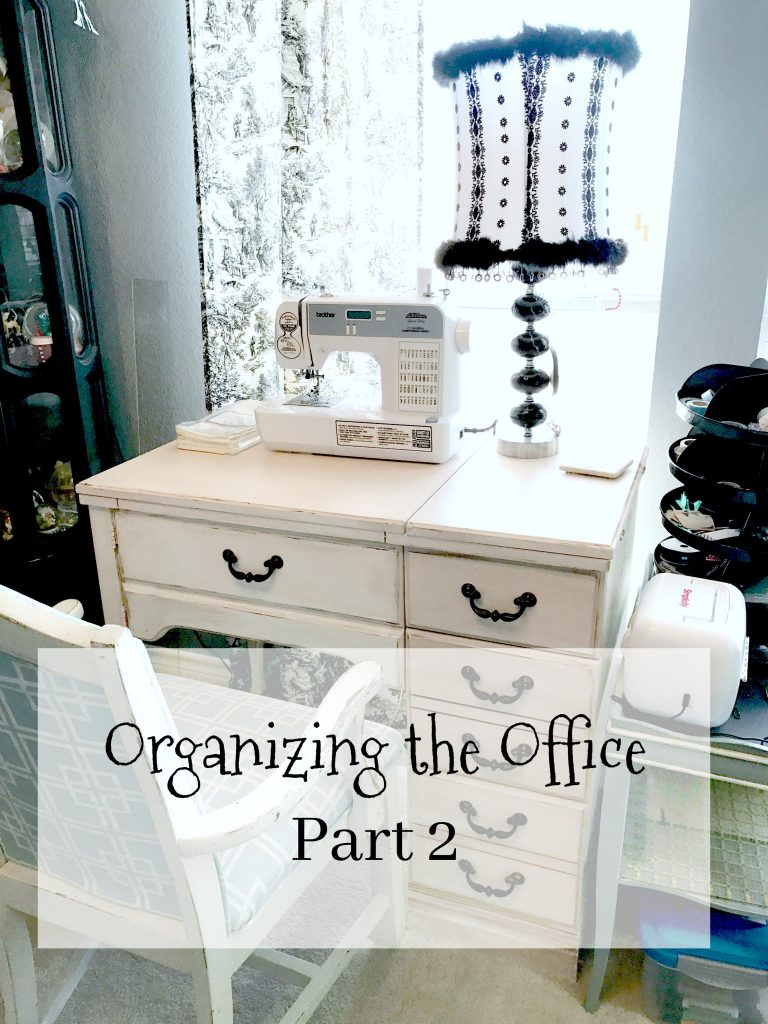 Organizing the Office - Part 2