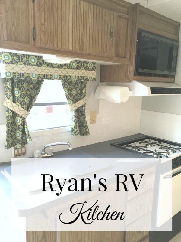 Ryans RV Kitchen 13