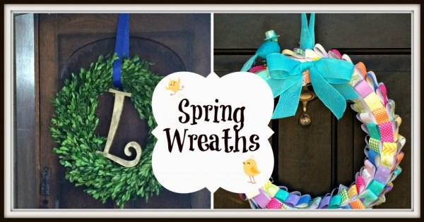 Spring Wreathss 7