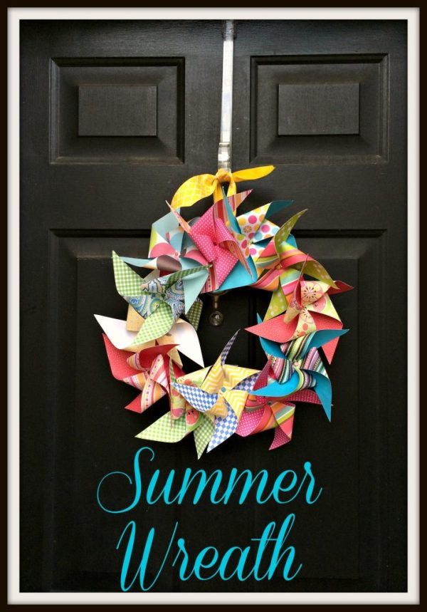 Summer Wreath 15