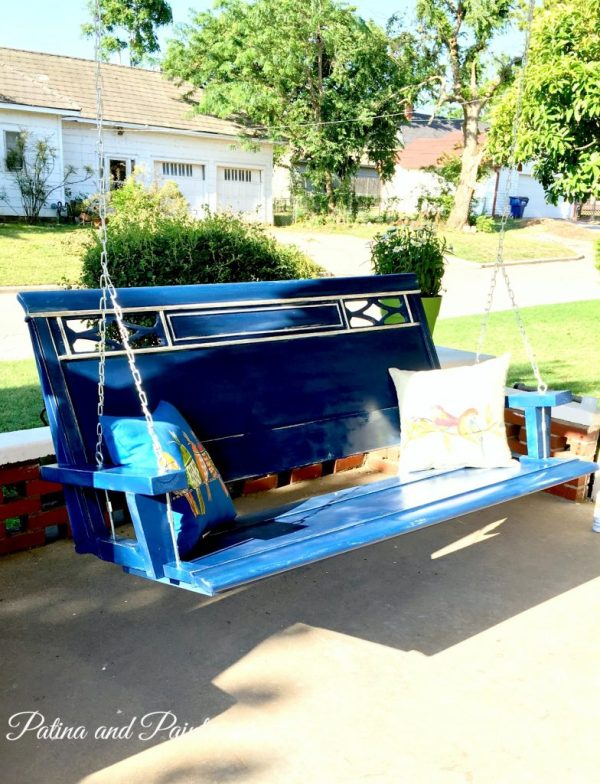 Terri's Porch Swing 6