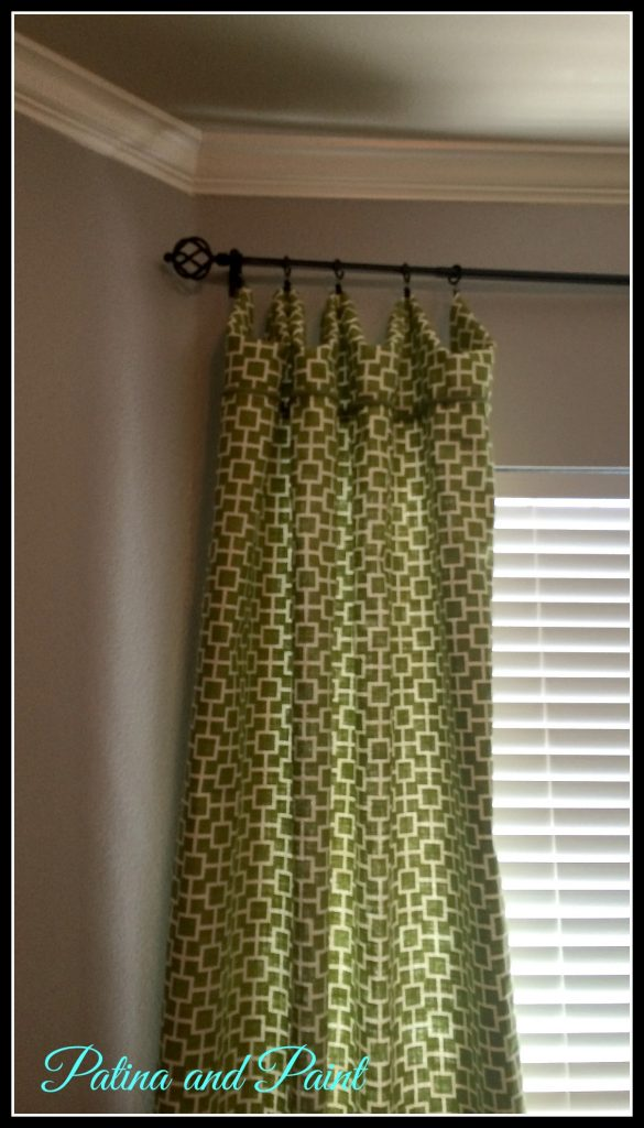 bedroom curtains 2