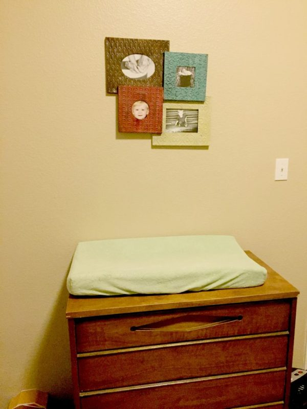 changing table 12