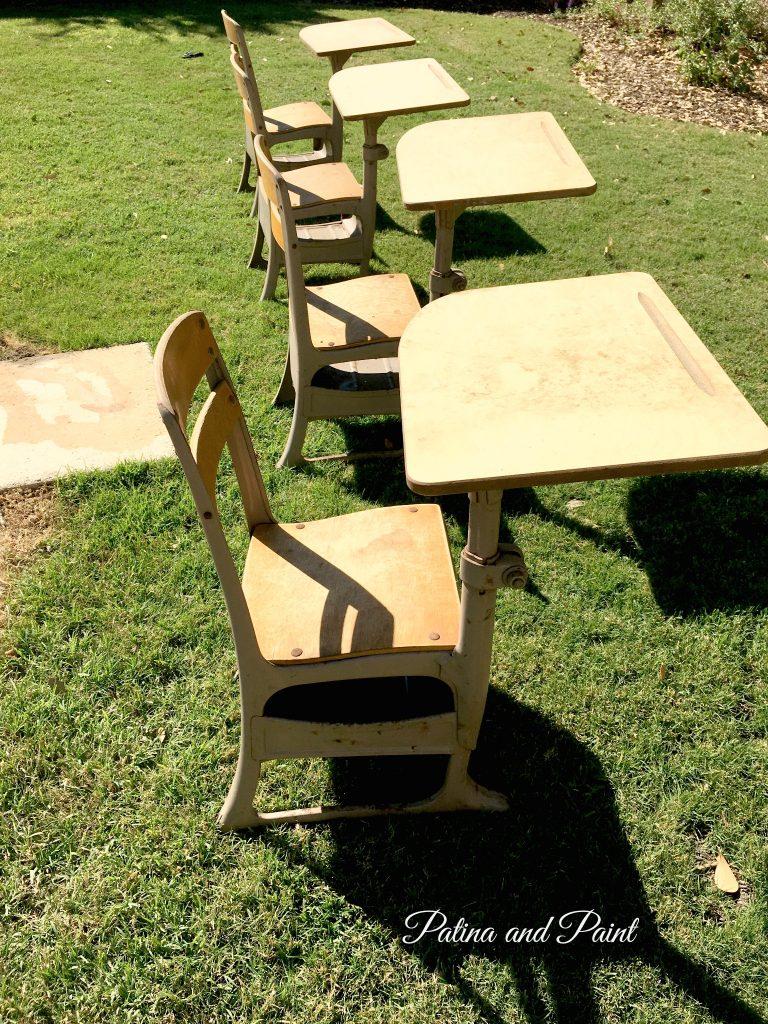 Vintage School Desks For Sale Ergonomic Desk Height