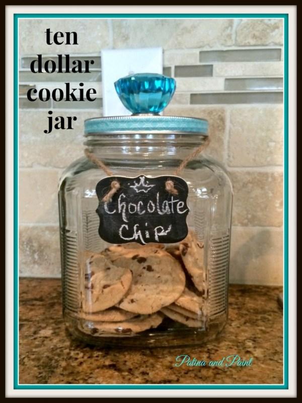 cookie jar collage