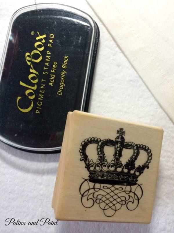 crown napkin 8