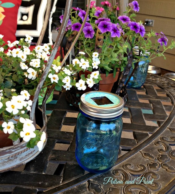 outdoor bell jar