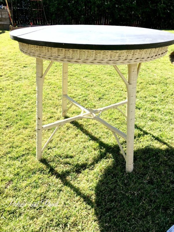 outdoor table 4