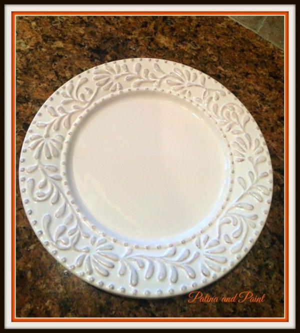 spooky plate 4