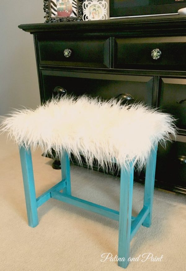 turquoise bench 3