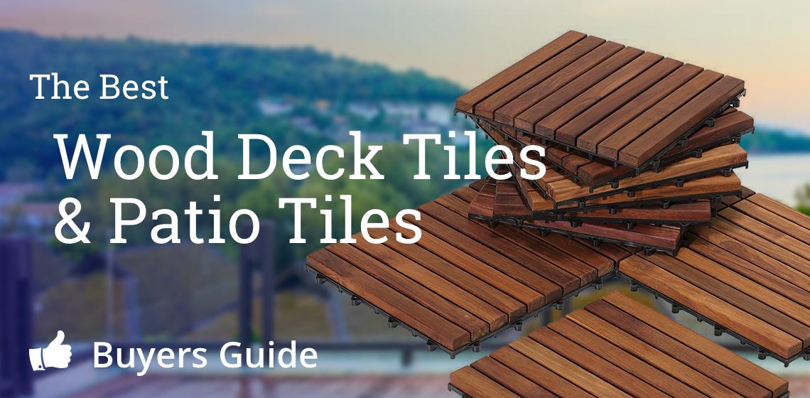 best wood deck tiles patio tiles