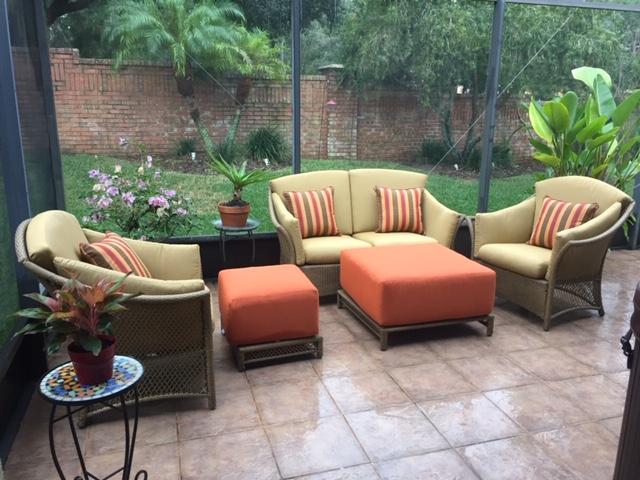 home summer veranda fireside collection
