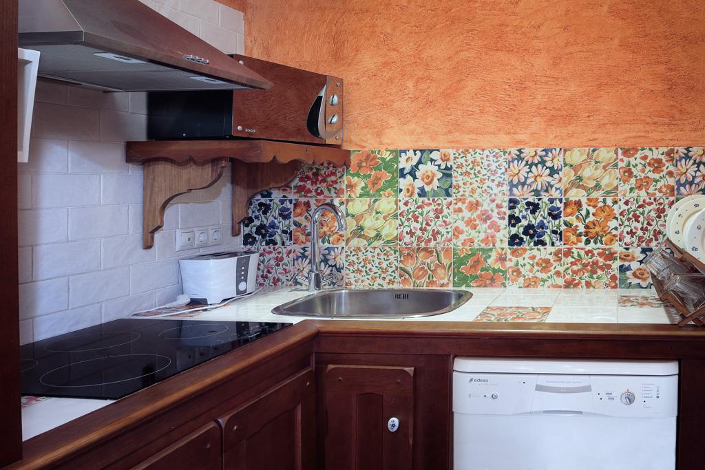 Casa Rural en Riópar - Cocina
