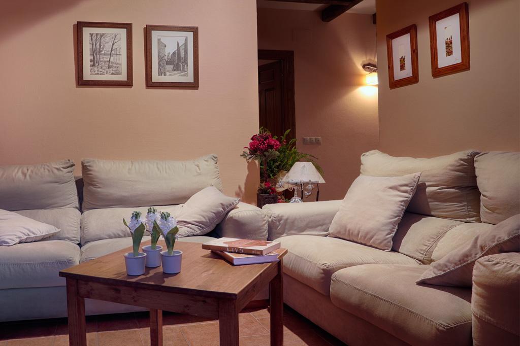 Casa Rural en Riópar - sala de estar