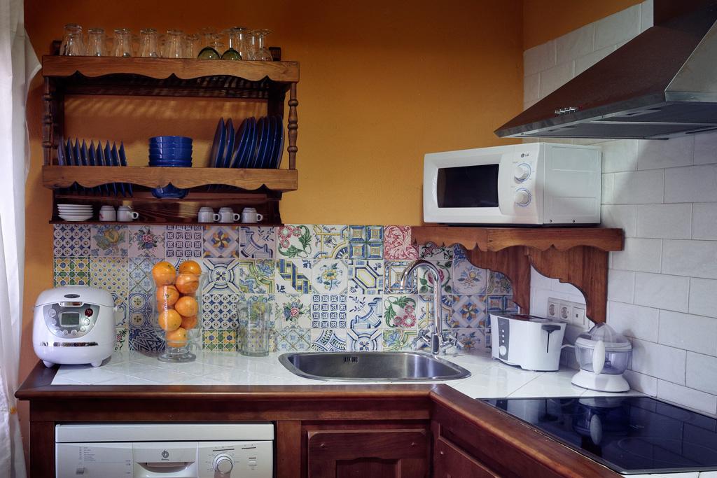 Casa rural - cocina