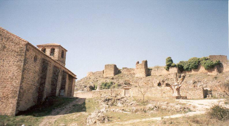 Conjunto Histórico Cultural de Riópar Viejo