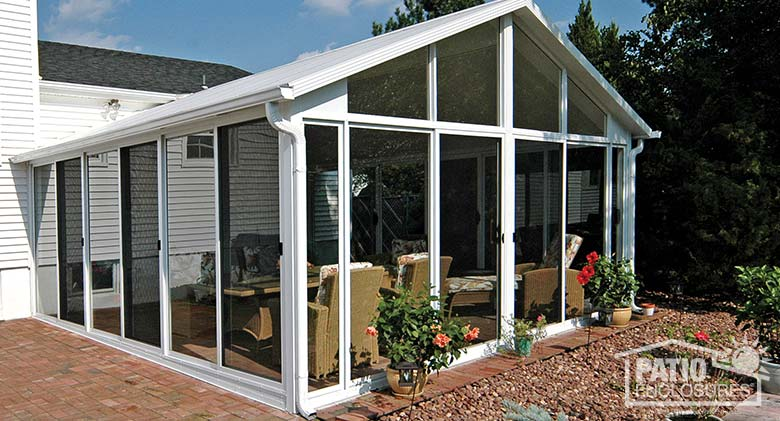 https www patioenclosures com gable slope roof addition pictures 2 aspx