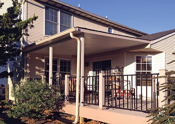 retractable awnings porch patio