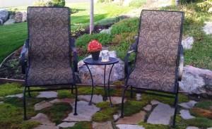 Patio Furniture Sling Replacements in Utah