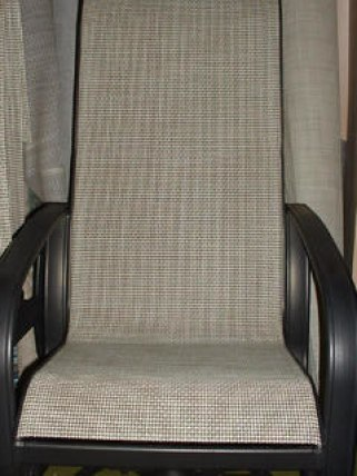 This image has an empty alt attribute; its file name is Woodard-Patio-Chair-Sling-Installation-10.jpg