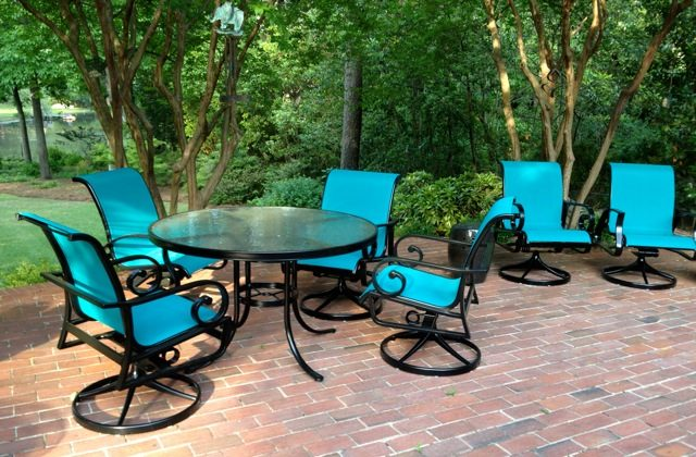 Patio Furniture Sling Replacements