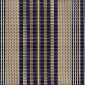 striped fabric outdoor chaises