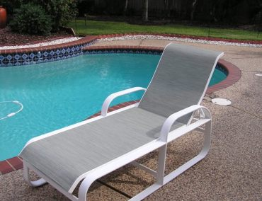 Innova Chaise Fabric Sling Replacements in Texas