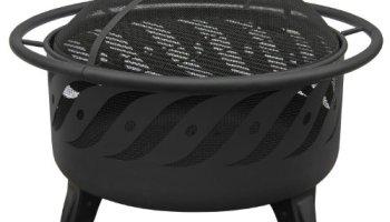 Landmann Usa 28305 Northwoods Outdoor Fireplace Patio Heater Store
