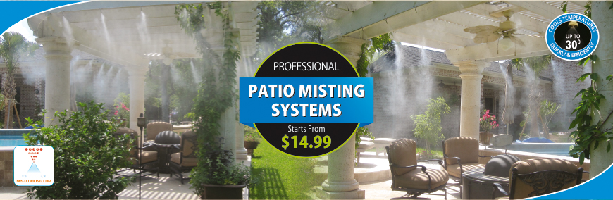 buy patio misting system patio misting systems