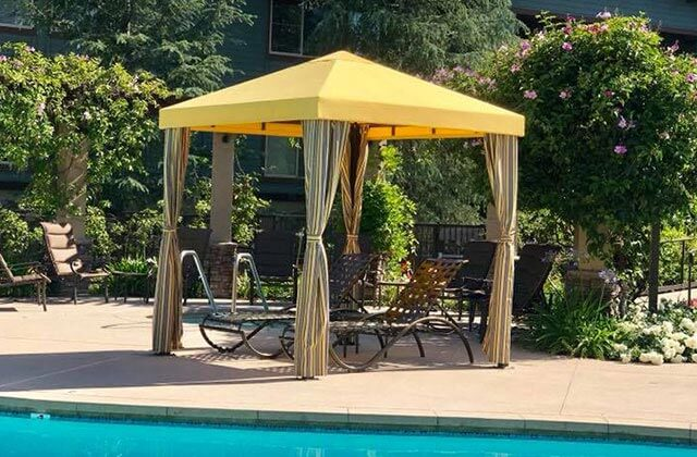 commercial outdoor patio furniture
