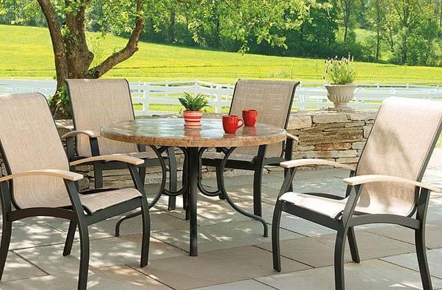mgp patio dining sets orange county ca