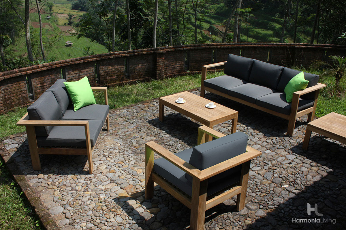 announcing our newest outdoor teak